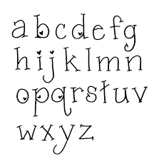 Cool Fonts To Write In Letter Fonts Magdalene Project Org