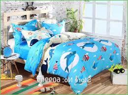 shark kids bedding really encourage blue shark fish ocean theme boys girls cute bed sheets bedding