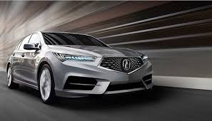 new car releases dates2018 Acura TLX Body Changes  New Cars Release Date