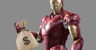 Iron Man 3 Beats Avengers International Box Office Numbers