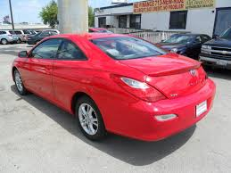 2007 Toyota Camry Solara SE 2dr Coupe (2.4L I4 5A) In Houston TX ...