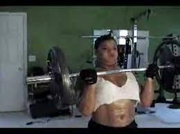 Female Muscle Shirt Rip