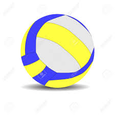 vector volleyball sport ball game play team beach striped pattern vector art design abstract unusual fashion ilration