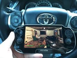 Fallout 4 Vita version via PS4 remote play fo4