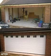 hormann sectional garage doors