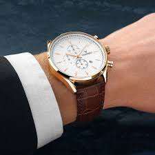 men s chronograph white rose gold watch vincero collective men s white rose gold chronograph