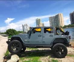 our innovative sunshade fits 2007 2018 jeep wrangler 4 door models the full list includes
