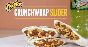 taco bell crunchwrap sliders. Delighful Sliders In Taco Bell Crunchwrap Sliders B