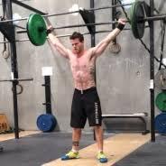 Athlete: Adam Robey   CrossFit Games