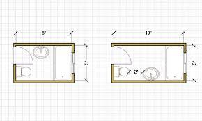Attractive Small Bathroom Layouts Small Bathroom Layout Designs Small Narrow Bathroom Floor Plans