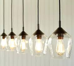 ceiling lights 5 pendant ceiling light glass pottery barn roset chrome effect lamp