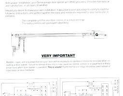 genie blue max garage door opener wiring diagram drive installation instructions type resi
