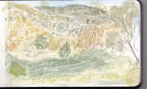Watercolour Paintings - Byron Grant – Preece Fine Art