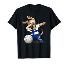 Finnish Dance Chart Amazon Com Dabbing Dog Volleyball Finland Jersey Finnish