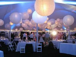 Round Paper Lanterns Ceiling Décor Ideas On Wedding Reception Paper Lanterns Wedding