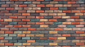 Background Brick Wallpaper 3d