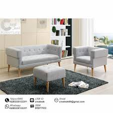 Set Sofa Vintage Scarlet CREATEAK FURNITURE CREATEAK FURNITURE