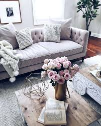 pink living room ideas modern for grey