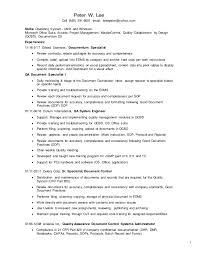 Resume Peter Lee 01 16 17