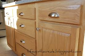 Kitchen Cabinets Hardware Level And Kitchen Cabinet Hardware Placement Options My Kitchen