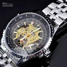 automatic hollow men watch men s mechanical watches stainless automatic hollow men watch men s mechanical watches stainless steel luxury watch by foksy