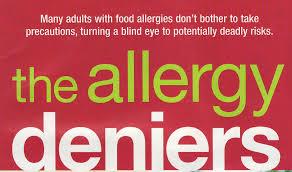 Adult Onset Food Allergies