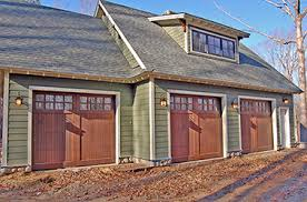 craftsman garage doorsWood Garage Doors  Wooden Overhead Door  Paint Grade Garage Doors