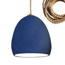 navy blue pendant light blue pendant light brilliant designer lighting pendant lamp