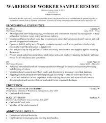 picker and packer resume warehouse associate resume resume objective  production pick packer resume essay on terrorism