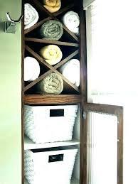 bathroom wall towel storage wonderful stunning ideas shelf holder st