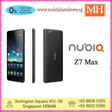 Export] ZTE Nubia Z7 Max 2+32GB MH ...