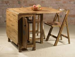 living extraordinary table with folding sides 19 rustic dining and chairs be equipped bowl of fruits