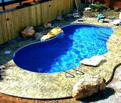 backyard pool designs for small yards. Delighful Backyard Inground Pools For Small Yards Backyard  Backyards With Pool  Inside Backyard Pool Designs For Small Yards B