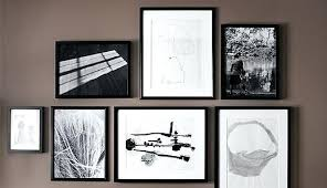 black picture frames wall. Beautiful Black Black Frame Gallery Wall Make Your Days More Beautiful By Creating A  Of Photo To Black Picture Frames Wall