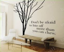 quotes wall art quotes for living room winter bare tree without leaves trees branch english quote on wall art decals for living room with wall art ideas