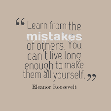 Eleanor Roosevelt Quote About Learn