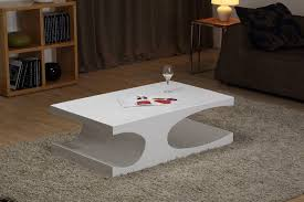 Image Of: Contemporary Furniture Coffee Table