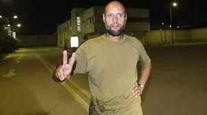 """نيويورك تايمز"""": سيف الإسلام القذافي """"الشبح"""" يريد استعادة ليبيا"""