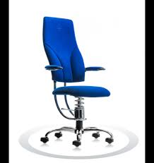 royal comfort office chair royal. SpinaliS Office Chair - Navigator Royal Blue D510 (Dynamica), Chrome Frame Comfort