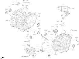 2017 kia forte transaxle case manual diagram 43431c11