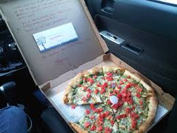 Pizza Delivery Resumes Pizza Resume Let The Cotton Speak