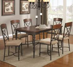 dining room furniture styles. metal furniture in the dining room of modern style styles u