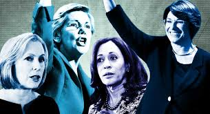 Image result for hillary who? dems 2020