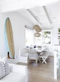upscale coastal bungalow surf style