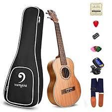 Ukulele Mahogany Soprano Acoustic 21 inch ... - Amazon.com