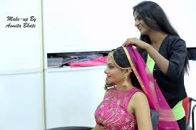 bridal makeup artists in sangli