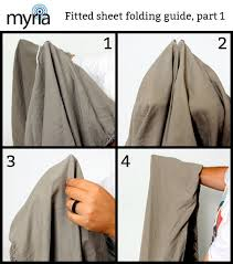 fold fitted sheet how do you fold fitted sheets myria