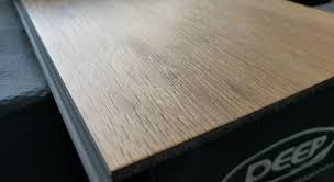 luxury vinyl plank generally composed of four layers of materials namely wear layer decorative layer high density substrate layer and balance layer