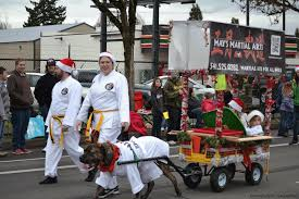 Springfield, Oregon Parade and Toys for Tots