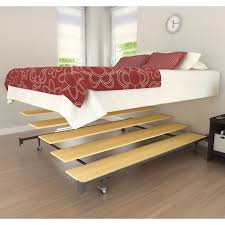 Quirky Bedroom Furniture Floor Beds Build A Simple Floor Bed With A Wood House Frame For